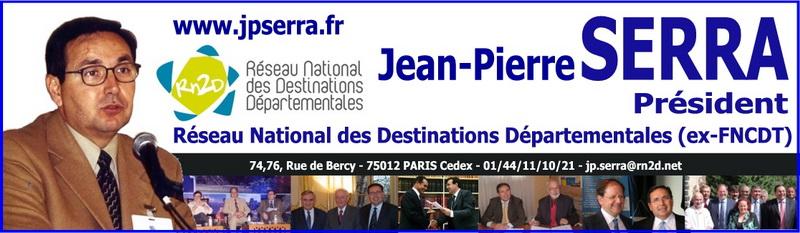 Serra f d ration nationale des comit s d partementaux du - Federation nationale des offices de tourisme ...